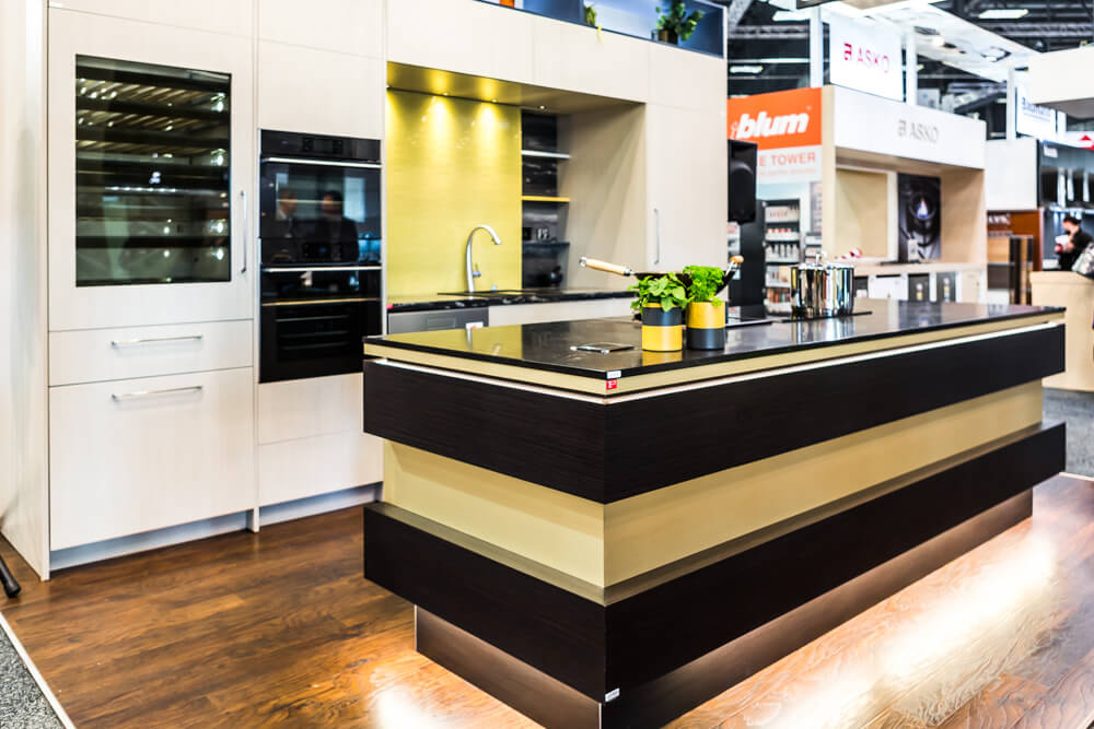 Kitchen at Homeshow